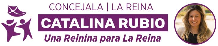 Concejala Catalina Rubio